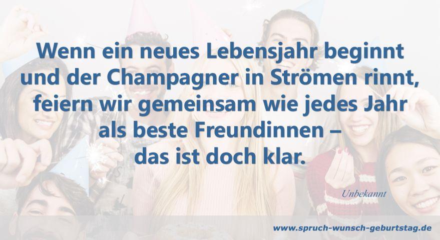 Geburtstagswünsche Für Freund Oder Freundin Sprüche Und Gedichte