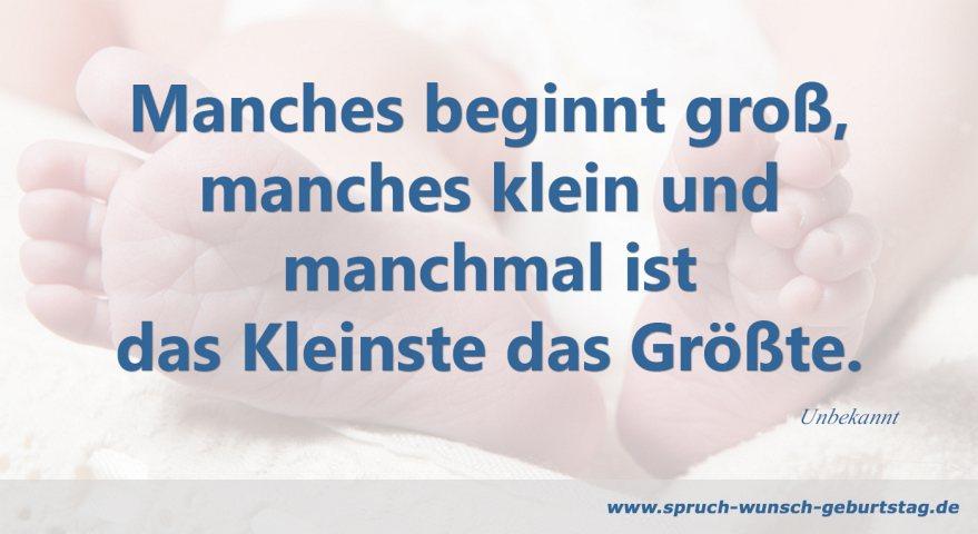 Gluckwunsche Und Spruche Zur Geburt